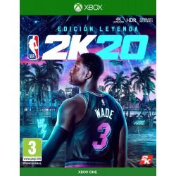 NBA 2K20 Edición Leyenda - Xbox one