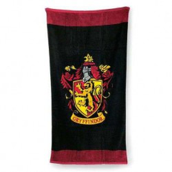 Toalla Gryffindor 75x150 Harry Potter