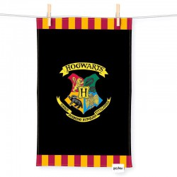 Toalla Hogwarts 75x150 Harry Potter