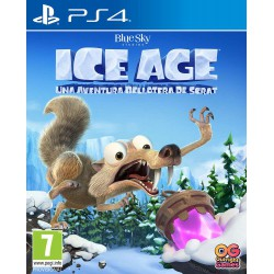 Ice Age - Una aventura de bellotas - PS4