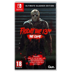 Friday the 13th: The Game - Ultimate Slasher Edition - SWI