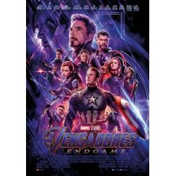 Vengadores: Endgame - DVD