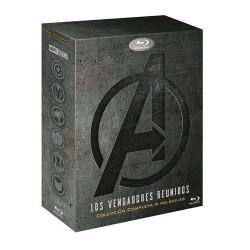 Pack Tetralogía Los Vengadores - BD