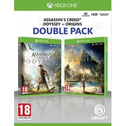 Assassins Creed Odyssey + Origins - Xbox one