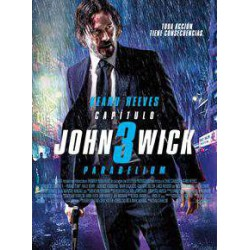 John Wick: Capítulo 3 - Parabellum - DVD