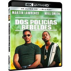 Dos Policías Rebeldes (UHD)