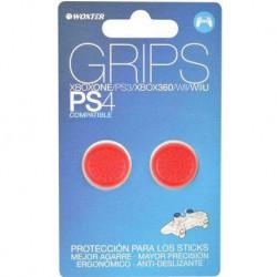 Grips rojo (x1,ps4,ps3 - PS4-WiiU)