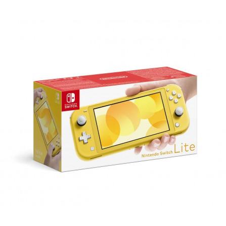 Consola Switch Lite Amarillo