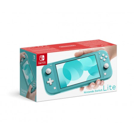 Consola Switch Lite Azul turquesa