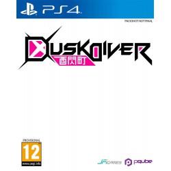 Dusk diver - PS4