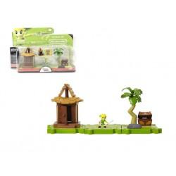 Set Mundo Link Island Village Theme S3