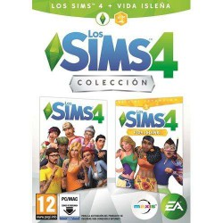Sims 4 + Sims Vida Isleña - PC
