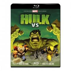 Hulk VS.  (Hulk vs. Thor - Hulk vs. Lobezno) - BD