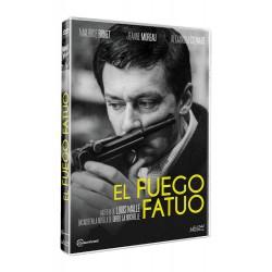 El fuego fatuo - DVD