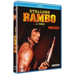 Rambo - La Trilogía - BD