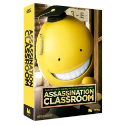 Assassination classroom (1 y 2) - DVD