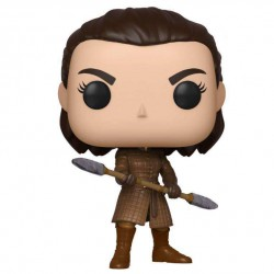 Funko Pop Arya with two headed spear - Juego de Tronos