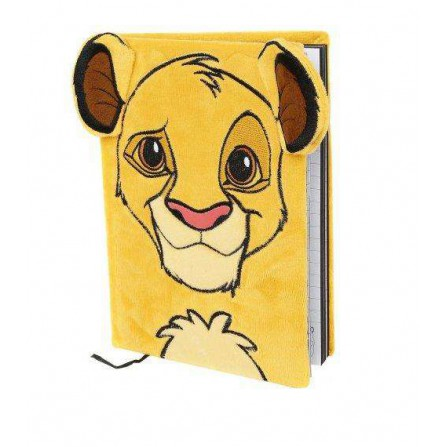 Disney (El Rey Leon) Cuaderno a5 premium