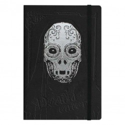 Harry Potter Notebook Premium Death Eater