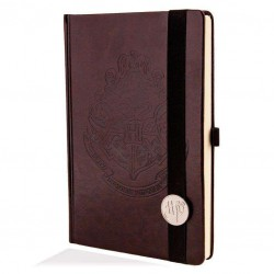 Harry Potter Notebook Premium Hogwarts
