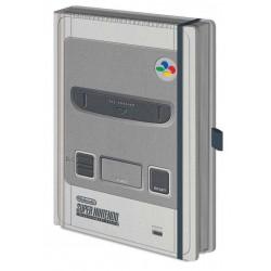 Nintendo Notebook Premium SNES