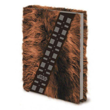 Star Wars Notebook Premium Chewbacca