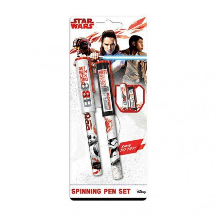 Star Wars ep 8 Spinning Pen Set BB-8