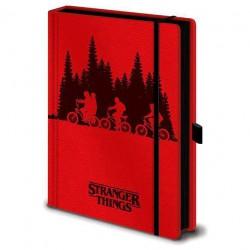 Stranger Things Cuaderno A5 Premium UPS