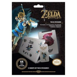 Legend of Zelda BOTW Tech Stickers Power