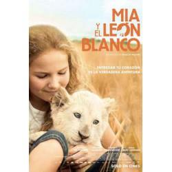 Mia y el león blanco - BD