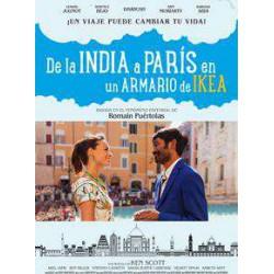 De la India a París en un armario de Ikea - BD