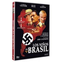 Los niños del brasil   - DVD