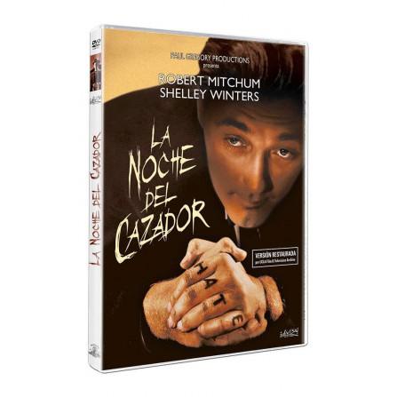 La noche del cazador   - DVD