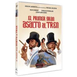 El primer gran asalto al tren   - DVD
