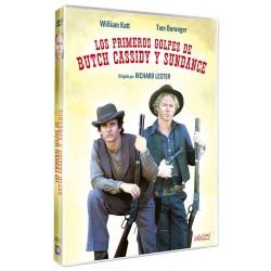 Los primeros golpes de butch cassidy y sundance - DVD