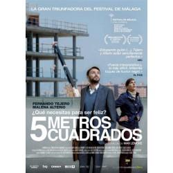 5 METROS CUADRADOS KARMA - DVD