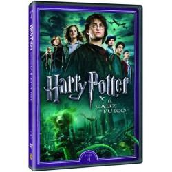 Harry Potter y el Cáliz de Fuego (2017) - DVD
