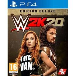 WWE 2K20 Deluxe - PS4