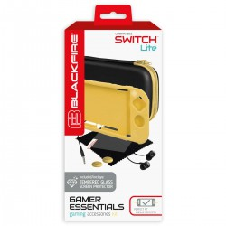 Kit essentials yellow LITE Blackfire - SWI