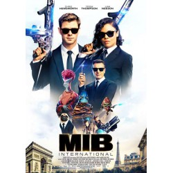Men in black: internacional (4k uhd + bd)