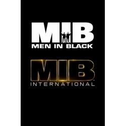 Men in black pack 1+2+3+international (bd) - BD