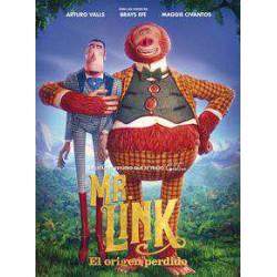 Mr link: el origen perdido (dvd) - DVD