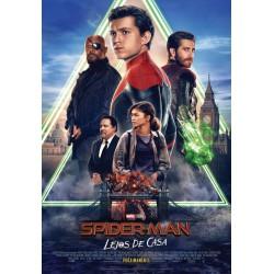 Spider-man: lejos de casa (bd 3d + bd + bd extras + gallery book) (ed especial metal) - ed limitada hasta fin de existencias - B