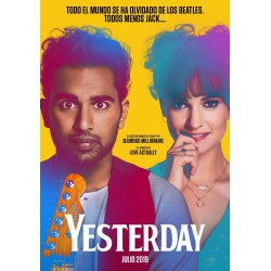 Yesterday (dvd) - DVD