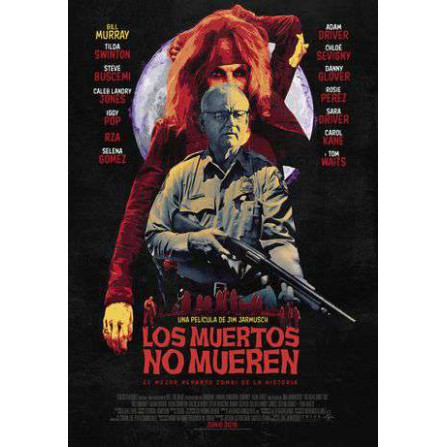Los muertos no mueren (bd) - BD