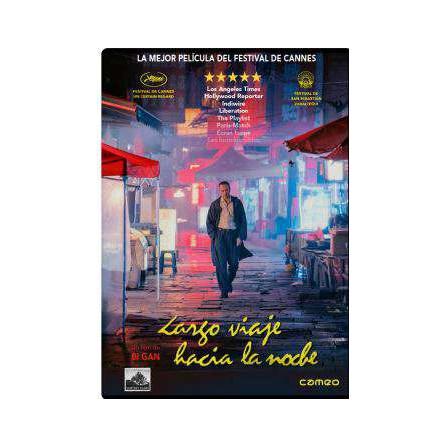 Largo viaje hacia la noche (V.O.S.C.) - DVD