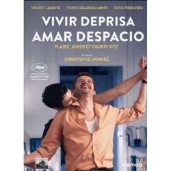 Vivir deprisa, amar despacio (V.O.S.C.) - DVD