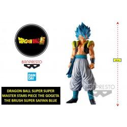 Figura Master Star Gogeta (Dragon Ball Super)