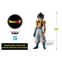 Figura Super Master Stars Piece Gogeta (Dragon Ball Super)
