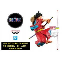 Figura King of Artist Monkey Wanokuni (One Piece)
